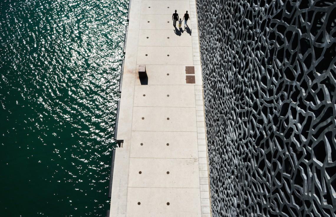 Marseille - MUCEM - Septembre 2015